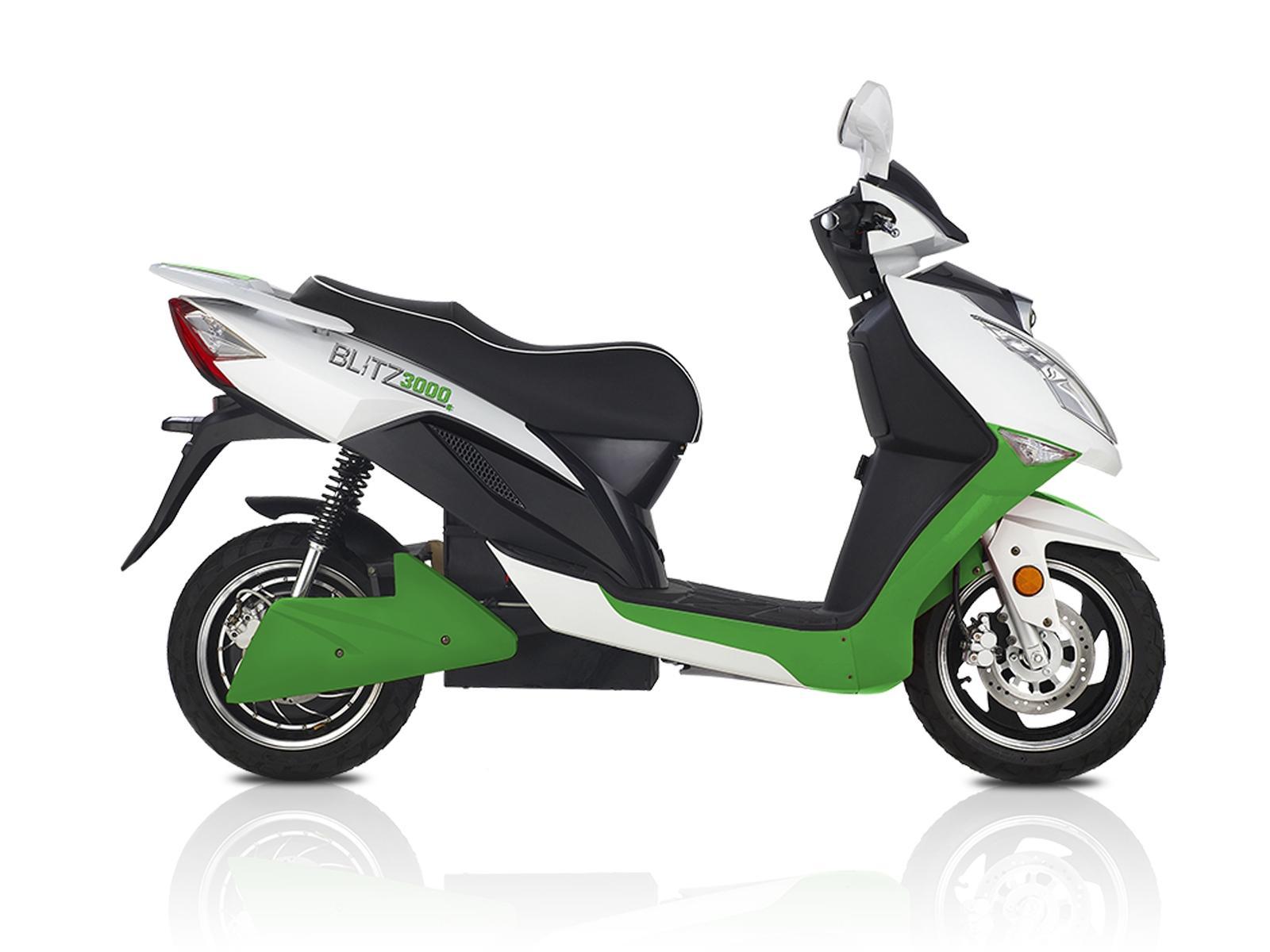 Blitz משיקה את Blitz 3000+ שדרוג לדגם האורבאני של החברה