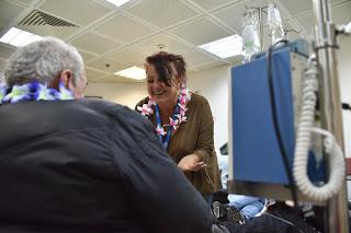 """רותי חי בסדנה שהתקיימה ברמב""""ם. צילום: דורון גולן"""