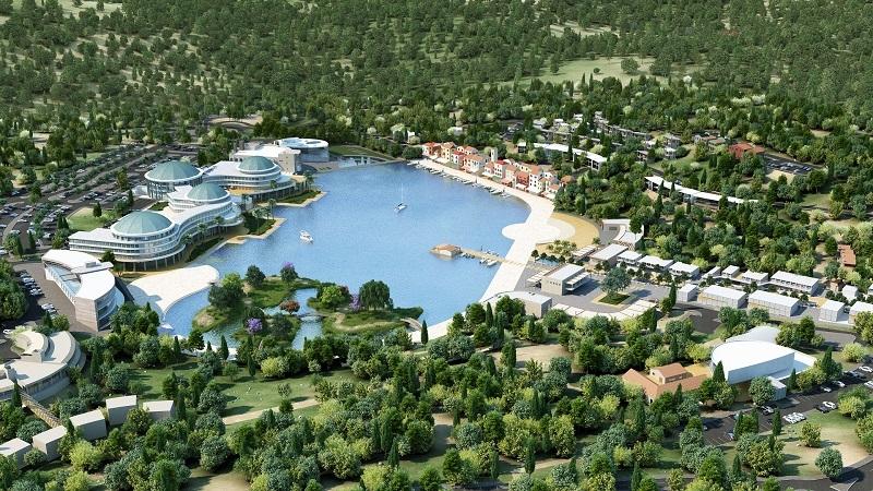 תוכנית אגם מונפורט: עיריית מעלות תגייס משקיעים מניו יורק