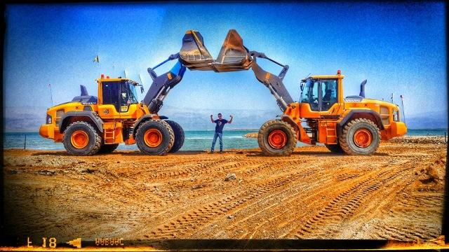 להפליא אמצ שמש – עבודות עפר ופיתוח – כיצד עושים זאת נכון? LD-05