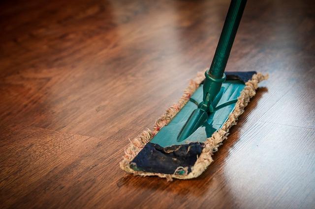 4 סוגי ניקיונות שחובה לעשות במעברי דירה