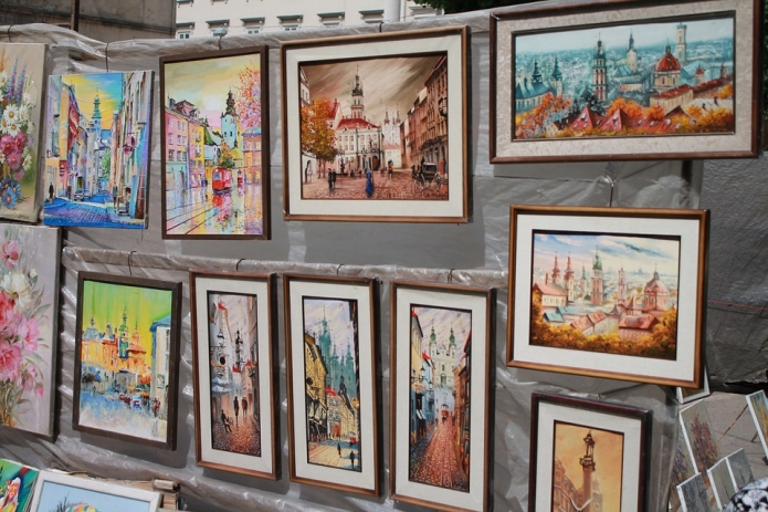 כיצד מעריכים יצירות אומנות?