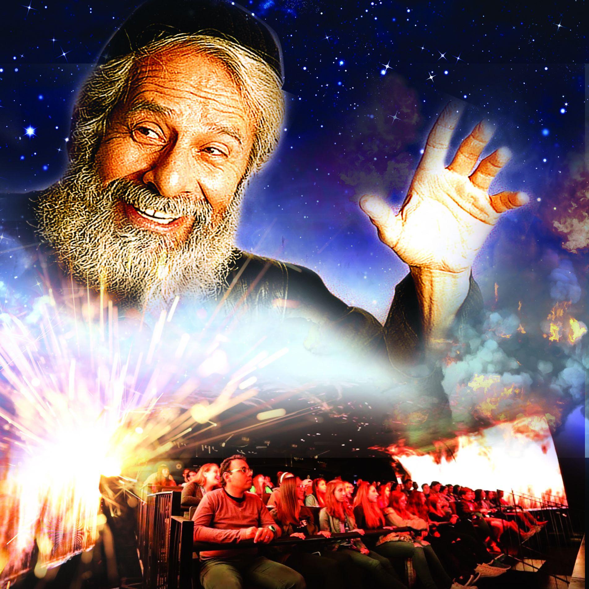מעלית הזמן בירושלים - האטרקציה המרהיבה לכל המשפחה השתדרגה