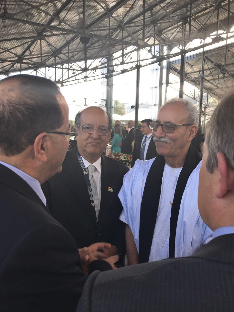 השר איוב קרא בפגישות דרמטיות באקוודור עם נציגים מהעולם הערבי
